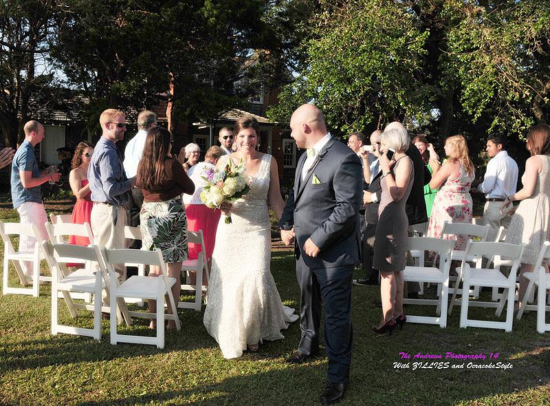Spring Weddings in Ocracoke