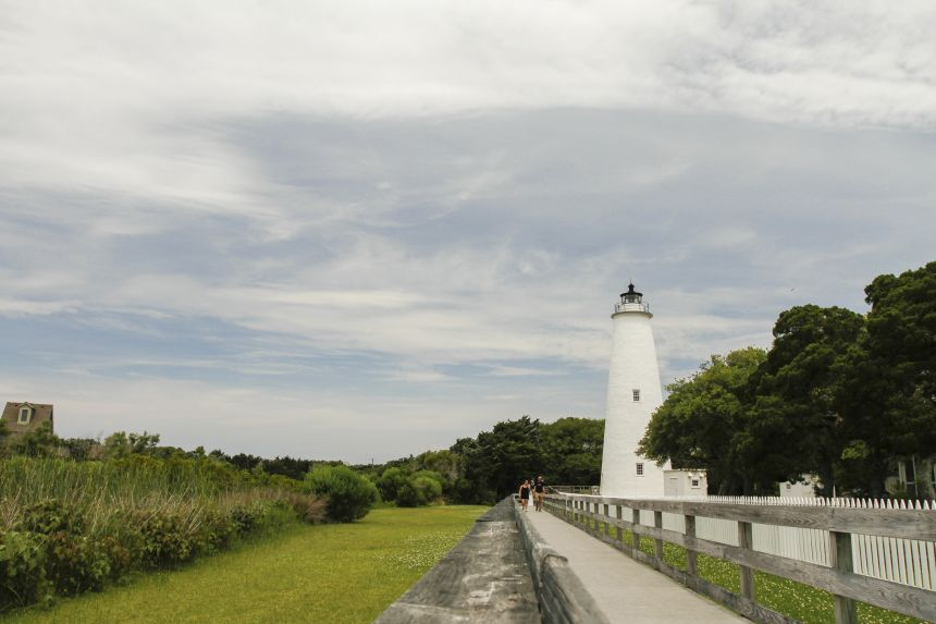 Ocracoke:  Your Next Family Destination