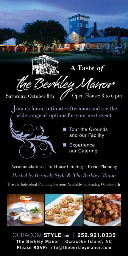 The Berkley Manor Open House
