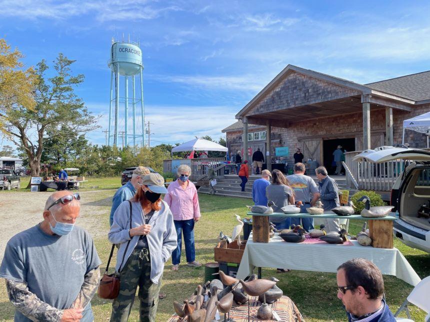 3rd Annual Ocracoke Island Waterfowl Festival