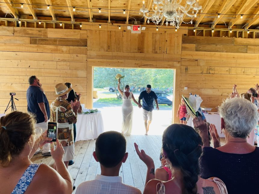 Lacy and Bryan's Best Day Ever